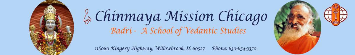 Chinmaya Mission Chicago – Badri Center