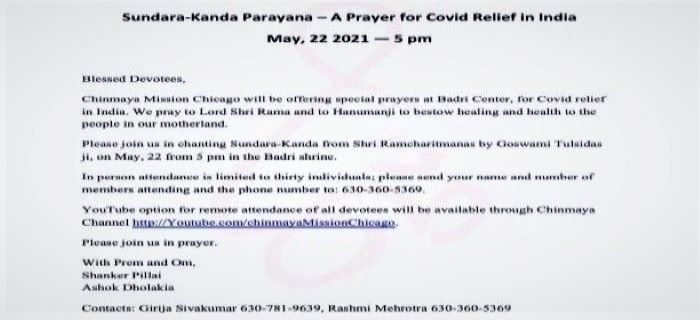Prayer for Covid Relief in India (700X320)